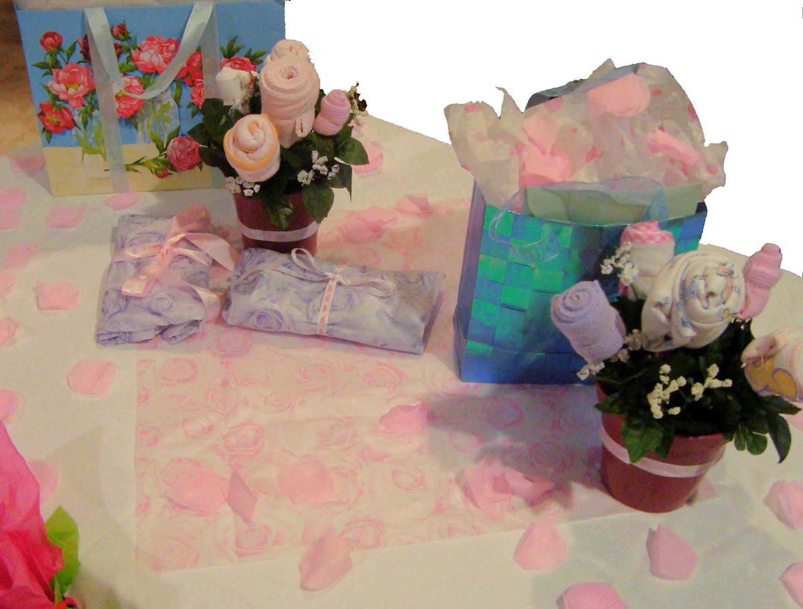 Catholic Baby Shower Idea- Shower of Roses! - photo#21