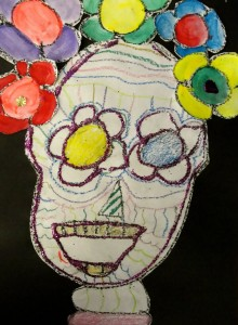Day of the dead arts and crafts for Day of the dead crafts for preschoolers