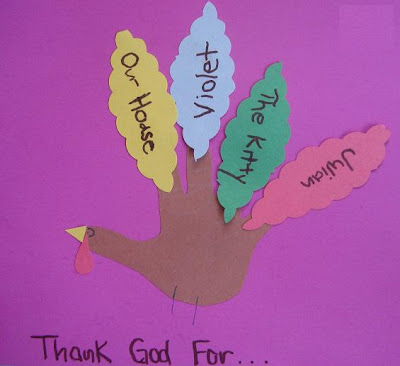 Catholic icing religious thanksgiving craft for kids for Kids crafts for church