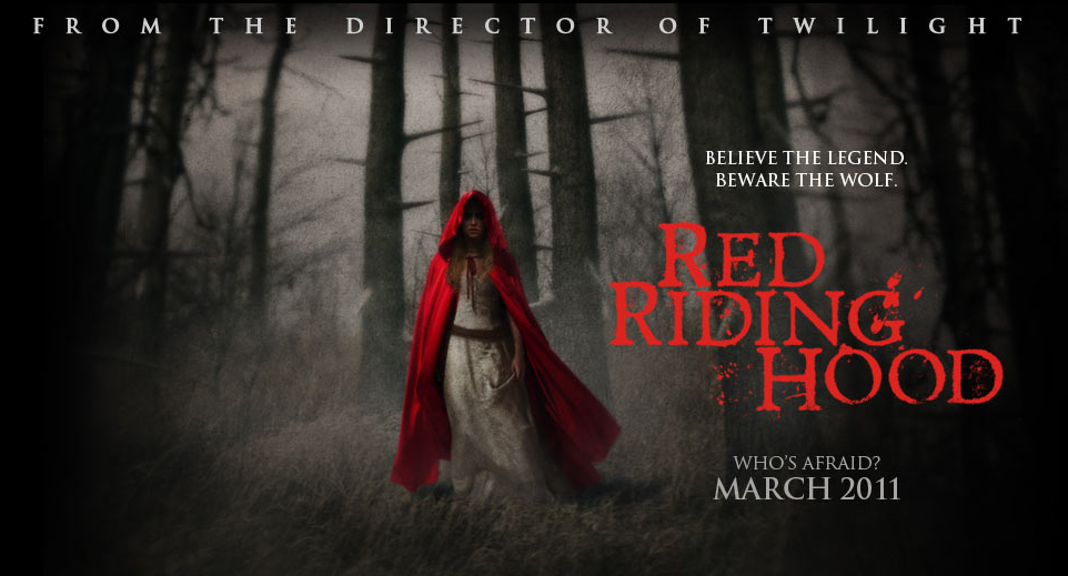 in the next room film feature red riding hood