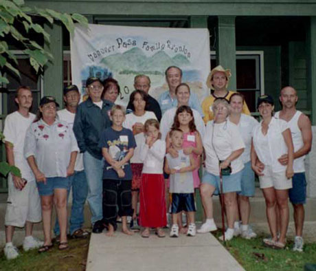 Harold Vanover Family