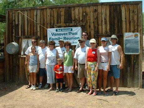 2003 Reunion Tucson