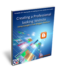 Create a Website With Blogger - eBook