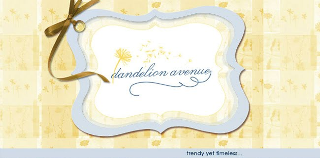 Dandelion Avenue