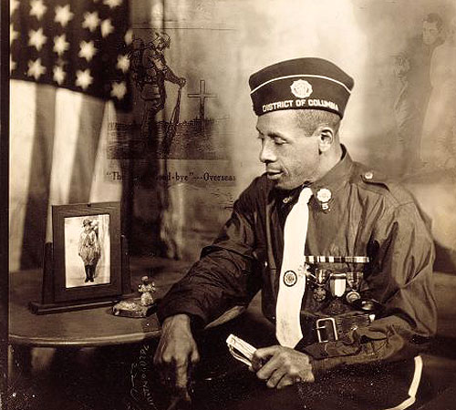 James van der zee art