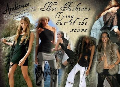 hot fashions