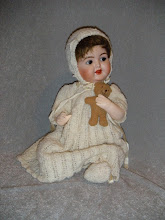 Antique reproduction Baby Doll
