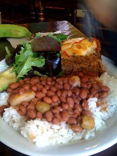 Puerto Rican Food in San Rafael