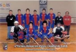 Juvenis do FCA - 2009/2010