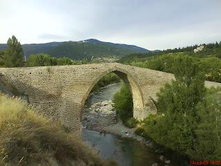 puente de San Miguel Jaca
