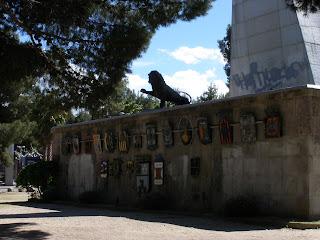 león parque de atracciones Zaragoza