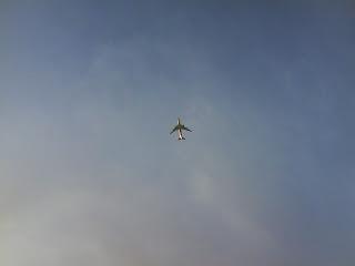 Avión fuente de la junquera Zaragoza