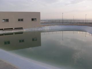 Agua Depósitos de agua de Valdespartera