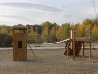 Parque de Torrelosajos Zaragoza