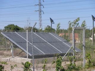 placas solares Ebro