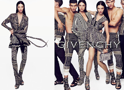 ccf2d713760d CHRIStylesNYC  Givenchy Mens Spring Summer 2010 Gladiator Sandals