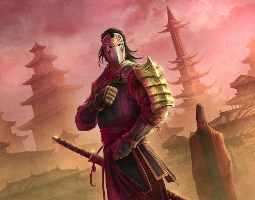 Samurai de Élite Bodyguard