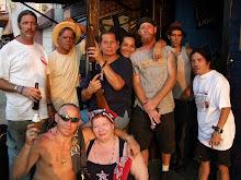 Katrina Survivors Take Arms