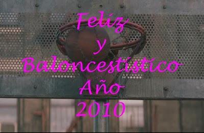 Feliz y Baloncestístico Año 2010