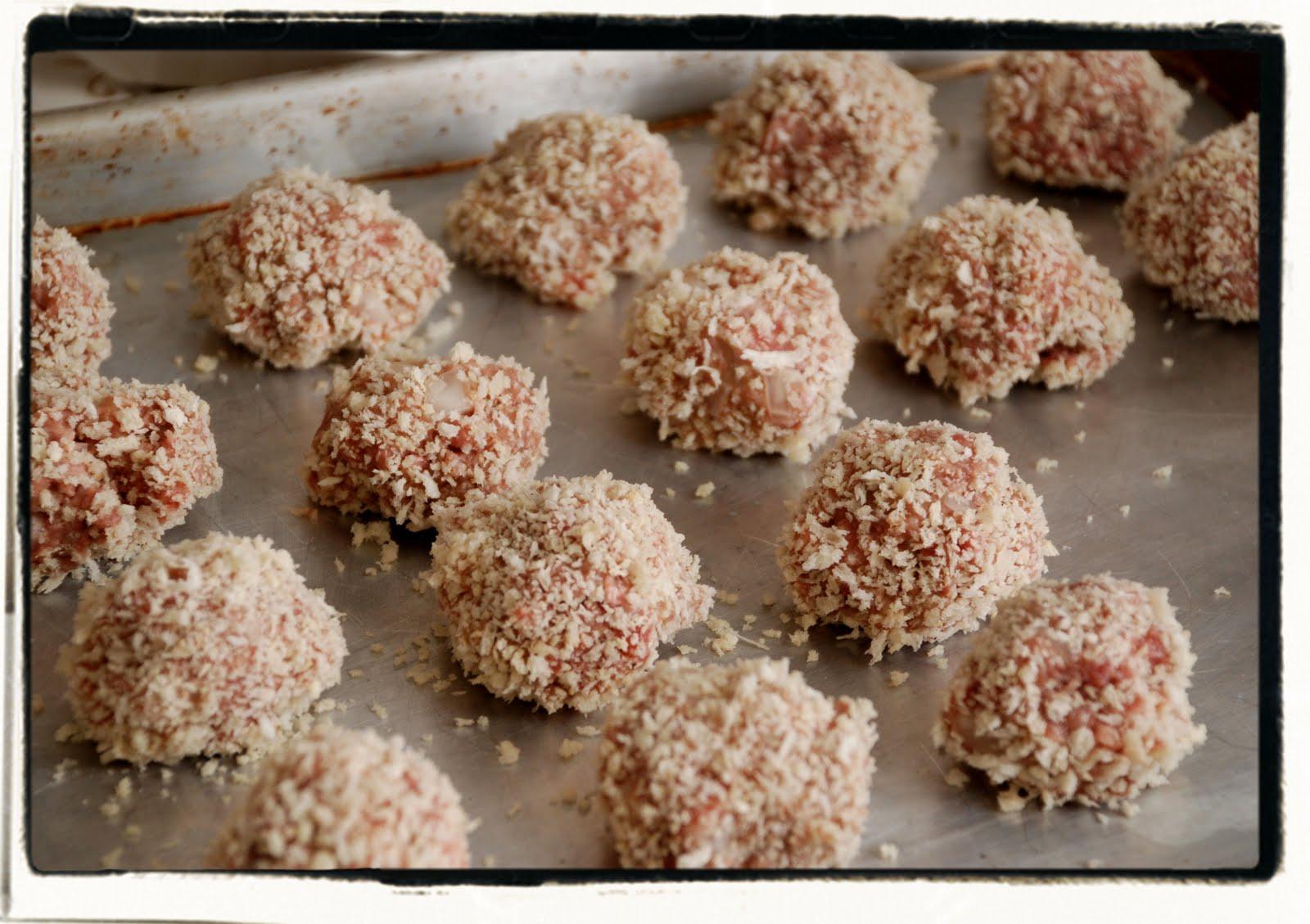 Lori Jean Cooks!: RECIPE: Swedish Meatballs with Dill Sauce