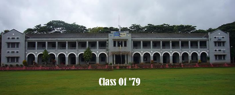 St Paul's High School Belgaum, Class Of 79