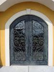 Featured Iron Door of the Month