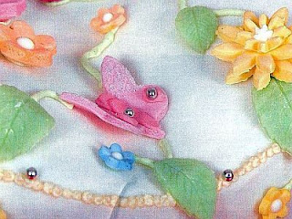 Kvetinová torta