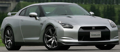 2010 New Nissan GT-R Design