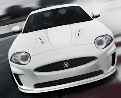 Jaguar XKR - Design