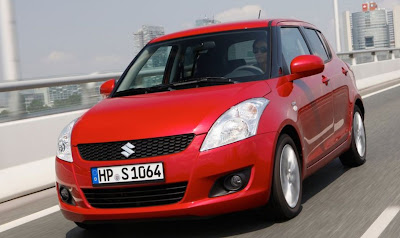 2011 New Suzuki Swift