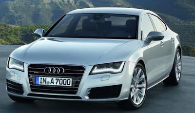 Audi A7 Sportback Design