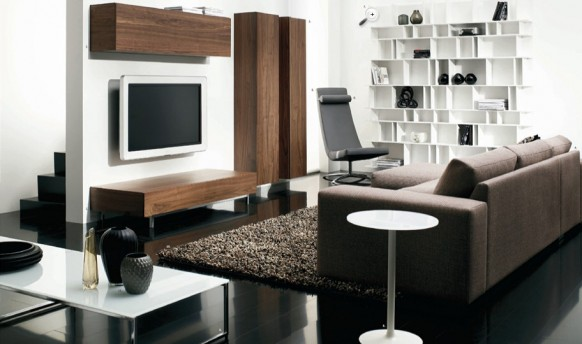 Contemporary Living Room Furniture Design