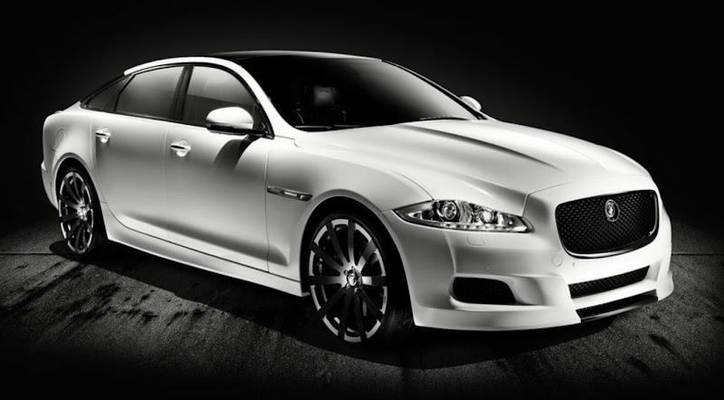 Jaguar XJ75 Platinum Design