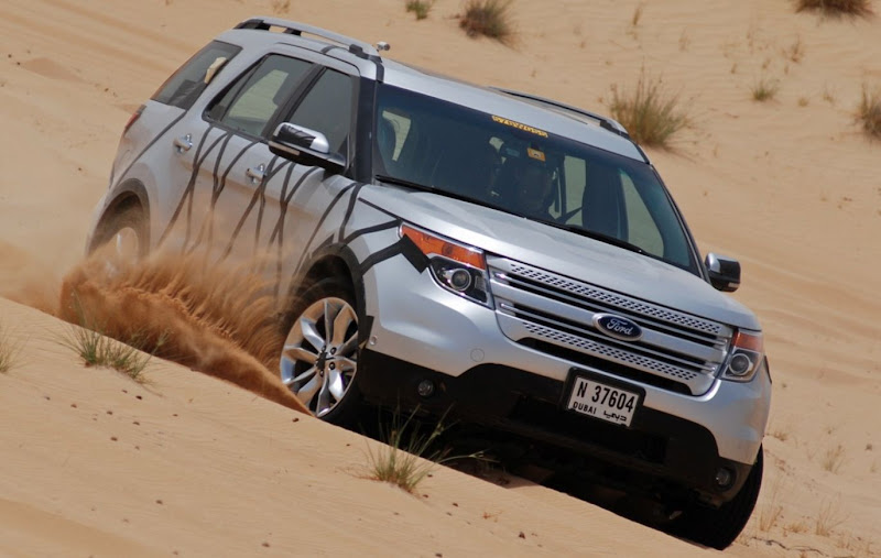 2011 Dubai Ford Explorer