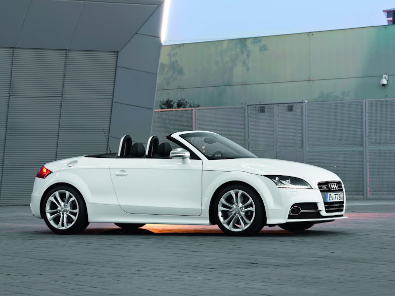 Audi TTS Engine