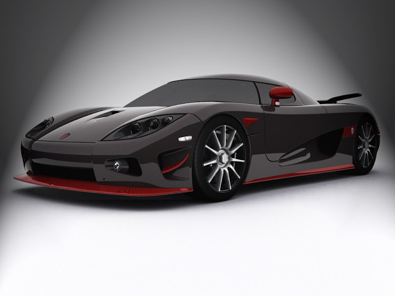 Koenigsegg CCR Black Edition