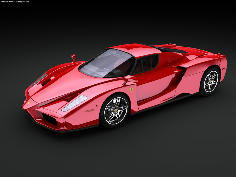 Ferrari Enzo Modification