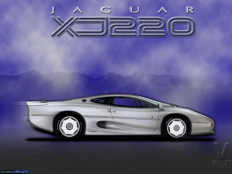 Jaguar XJ220 New Design 2013