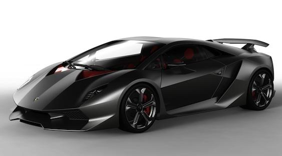 Lamborghini Sesto Elemento Wallpaper