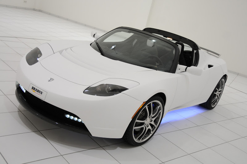 2011 Tesla Roadster 2.5 Sport