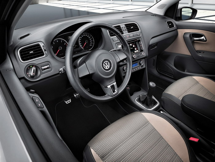 Audi A1 TFSI Interior