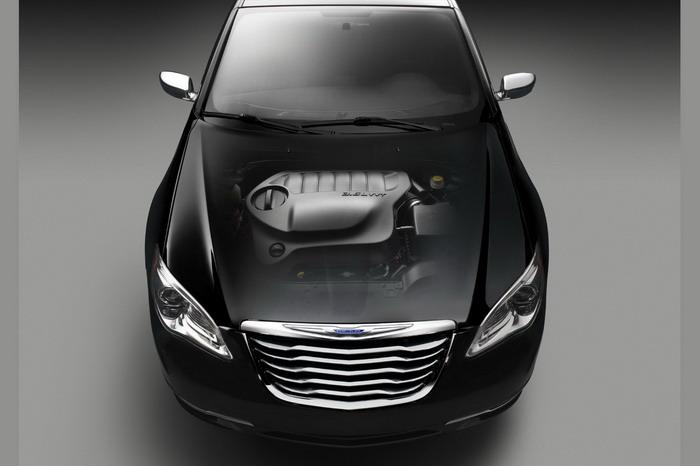2012 Chrysler 200 Engine