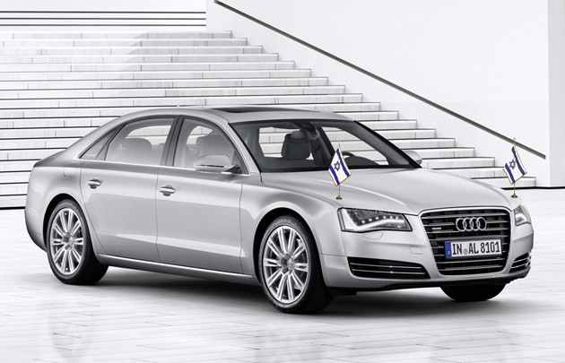Audi A8 Full Armored