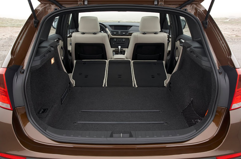 2012 BMW X3 Luxury Room Design