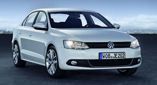 2011 New Jetta Launches in Europe