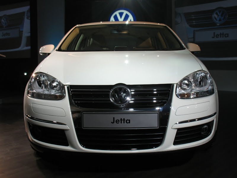 New Jetta Launches in Europe