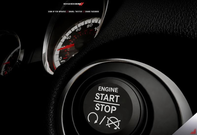 2012 Dodge Durango Engine Start