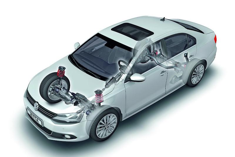 Volkswagen New Jetta Suspension