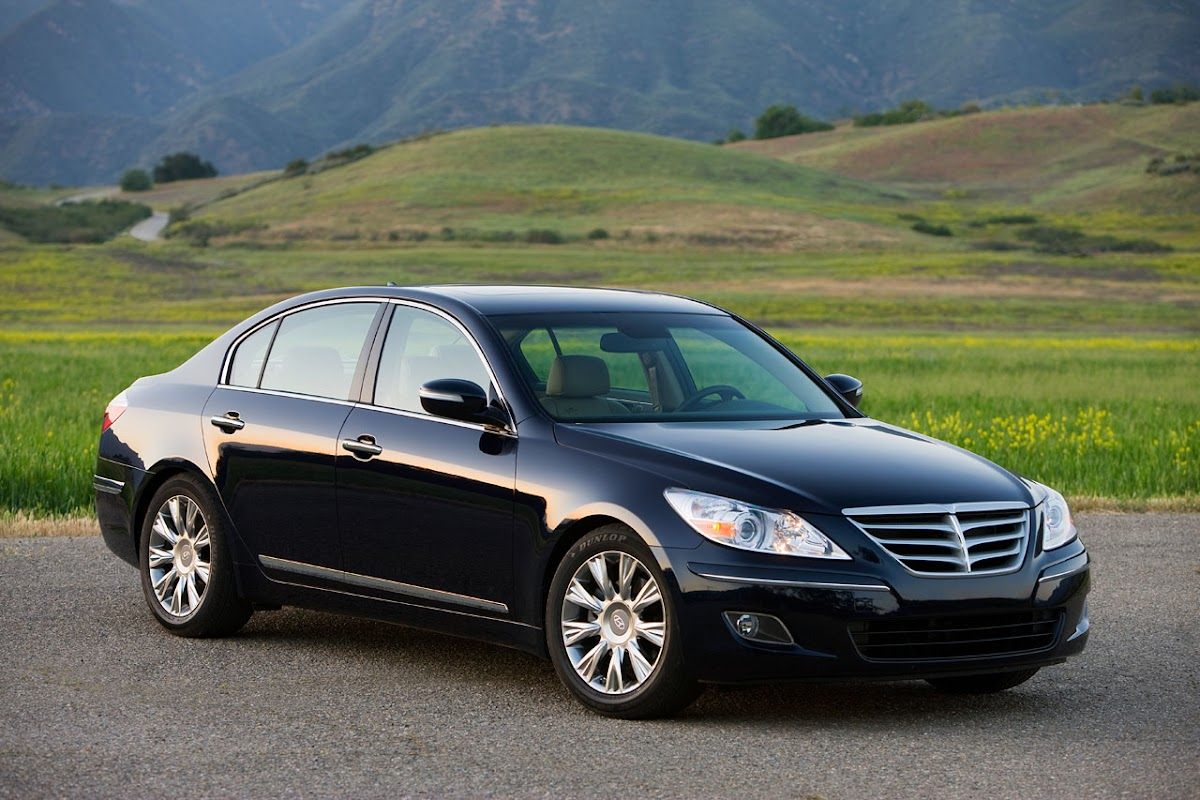 2010 Hyundai Genesis 5 0 Liter V8 Auto Car Reviews