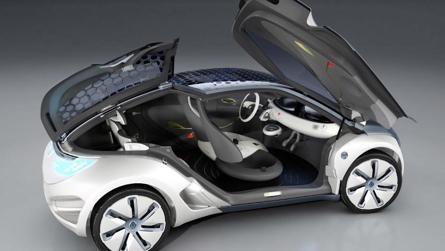 Renault Zoe Z.E Funtastic Design